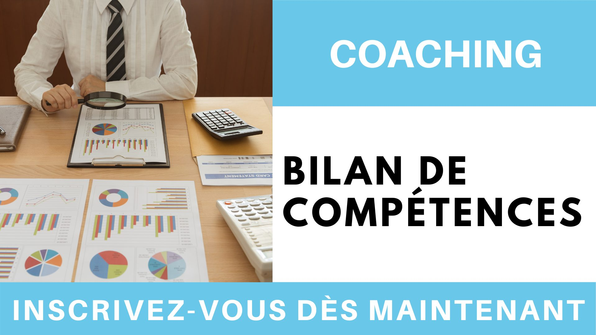 Coaching Bilan de compétences