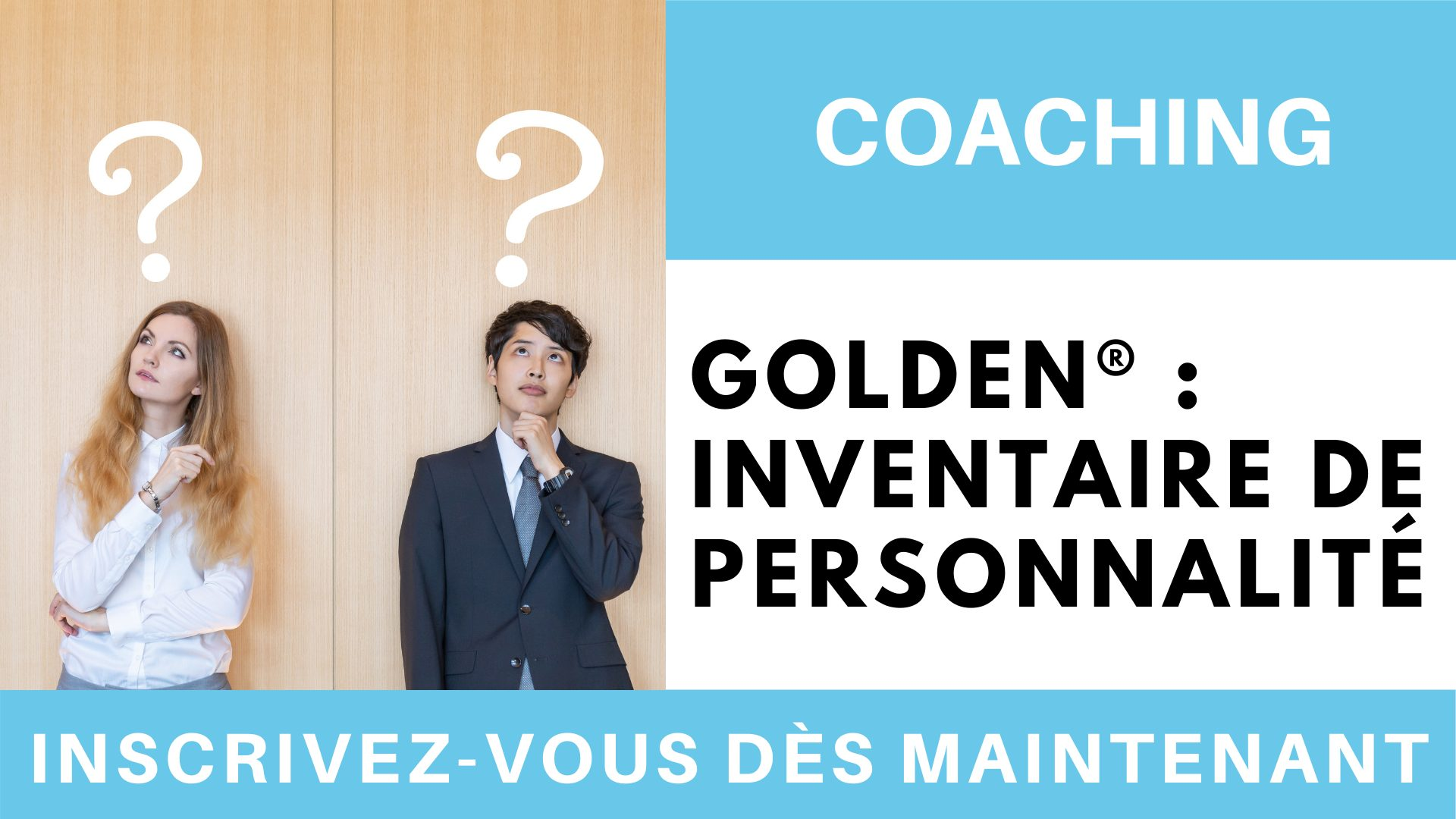 GOLDEN® _ inventaire de personnalité
