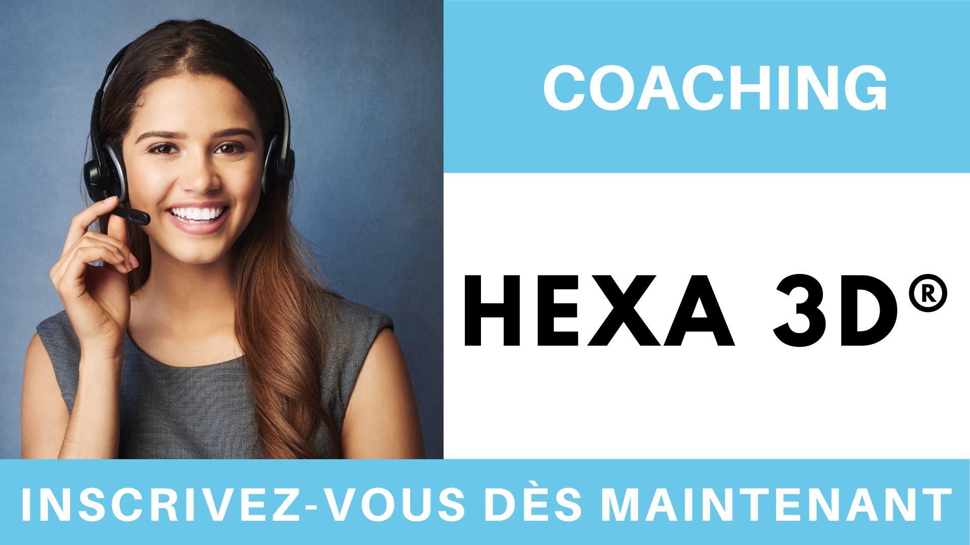 HEXA 3D® _ mettre en lumière les intérêts professionnels
