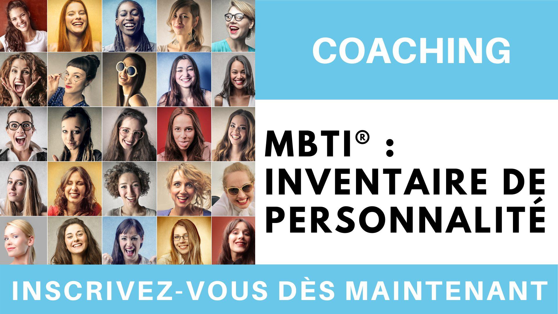 MBTI® _ inventaire de personnalité