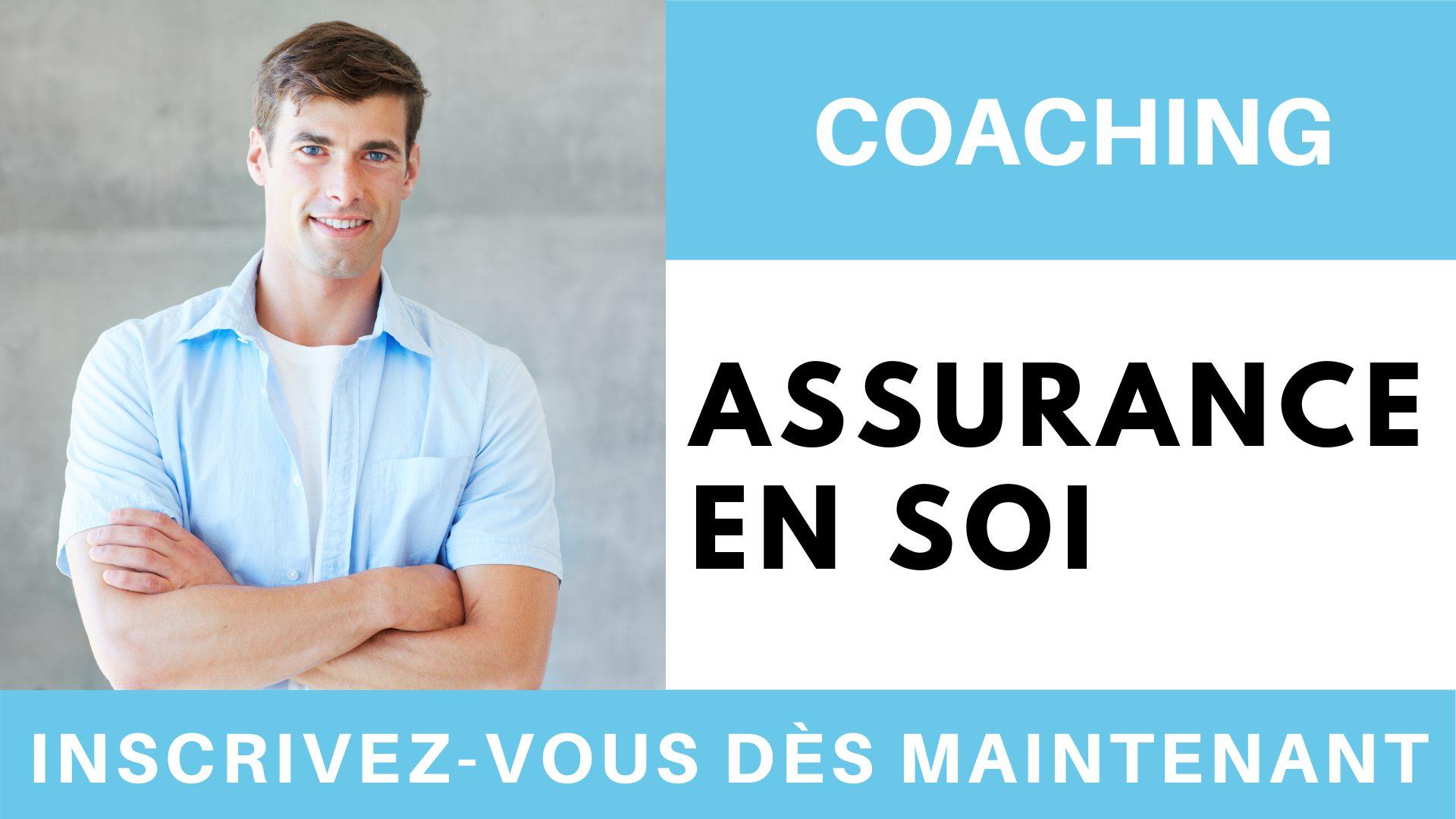 Coaching assurance en soi