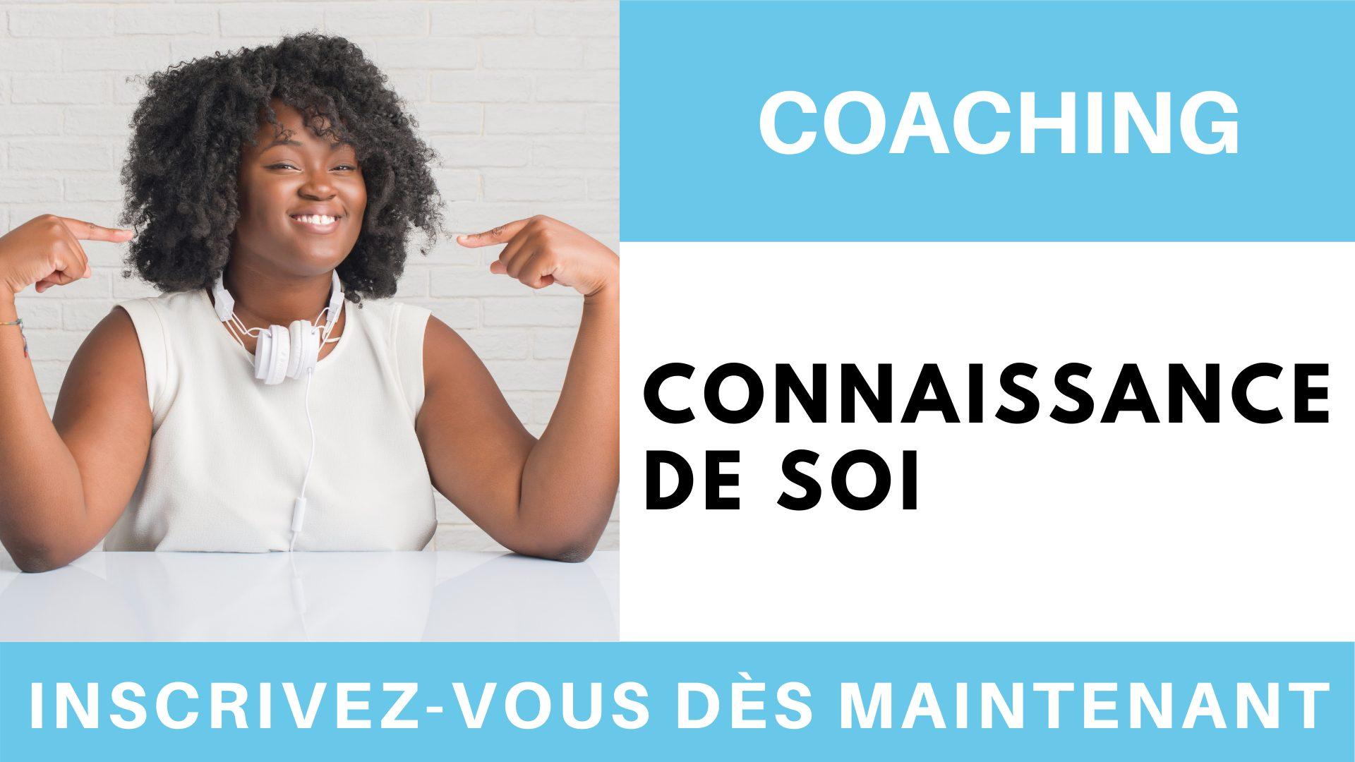 Coaching connaissance de soi