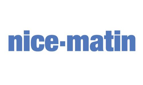 Nice Matin Client Logo